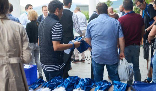 Feria del sector eléctrico Pamplona